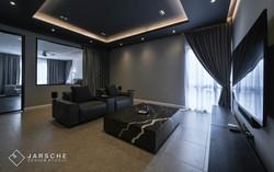 Master Cinema Room