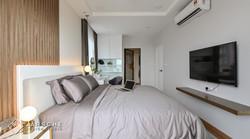 Masterbedroom & Wardrobe