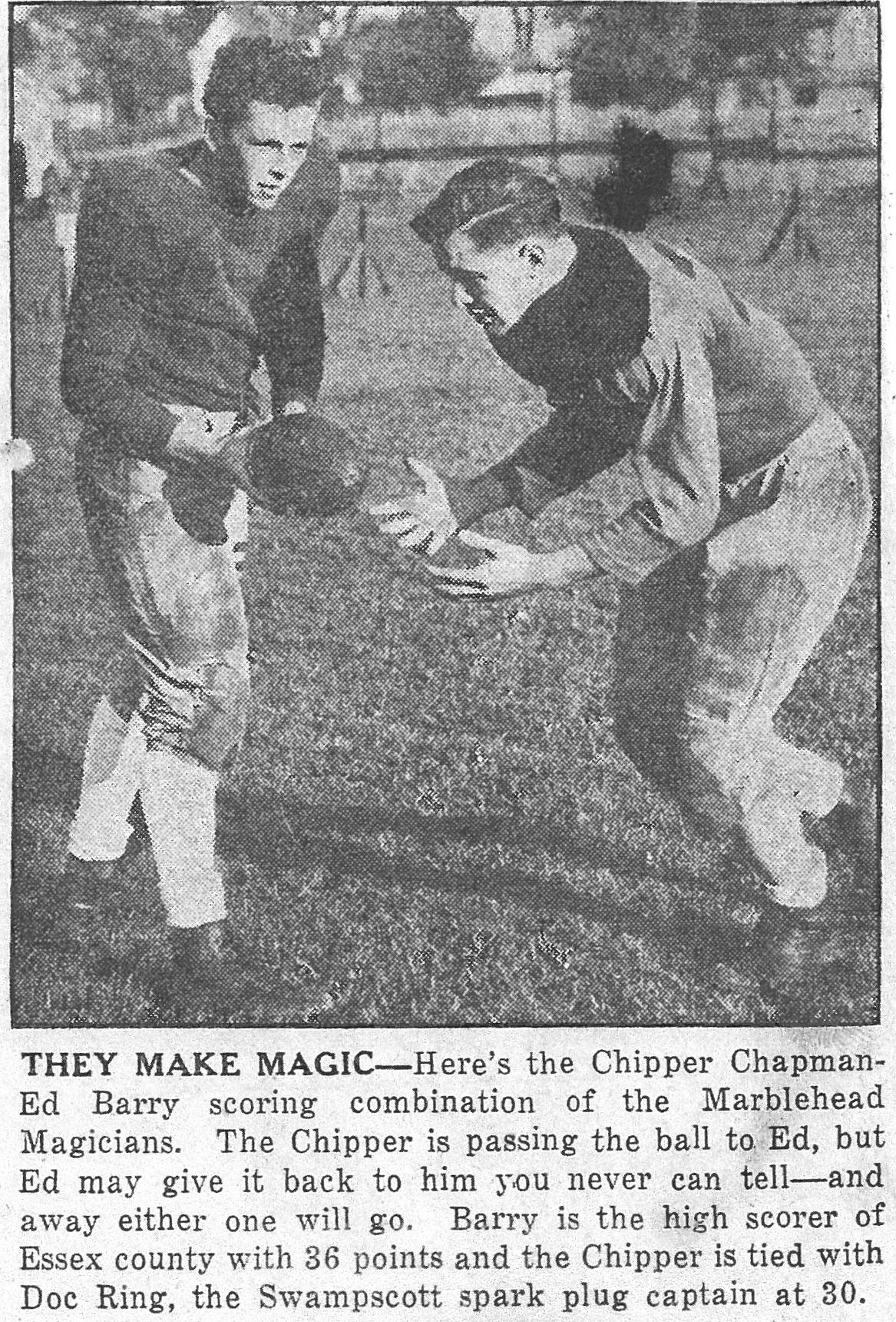 1942 Chapman & Barry