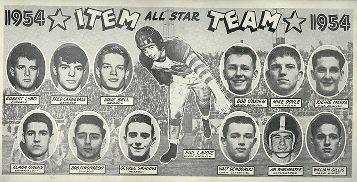 Lynn Item All-stars 1954