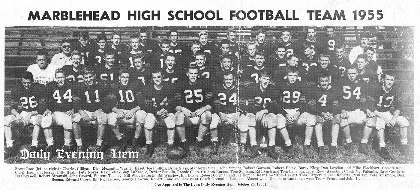MHS 1955 Team