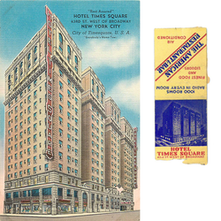 Times Square Hotel
