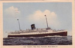 S.S. Acadia