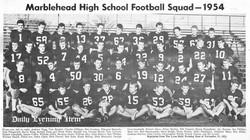 MHS 1954 Team
