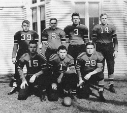 1940 Players from St. Michael's