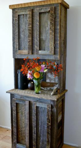 Tall Cabinet, two piece