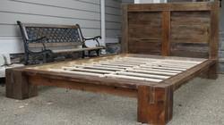 Japanese Platform Bed