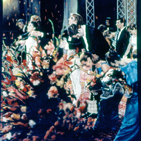 Curtain call. 1980.