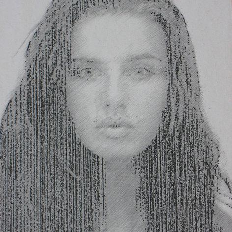 Portrait. 1991.