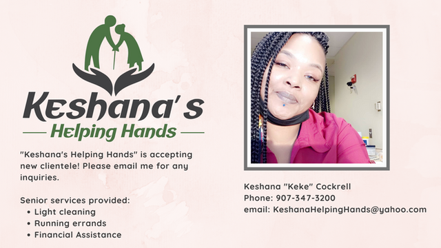 Keshana Helping Hands