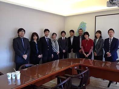 文部科学省事業 台湾の英語教育現場視察