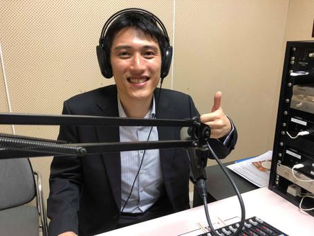 明日(2/6(水))、仙台でラジオ出演させていただきます
