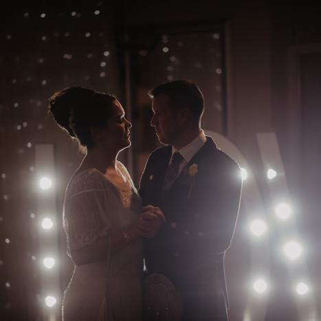 Holly & Gordon | A Charming, Vintage Inspired Wedding in Eskmills