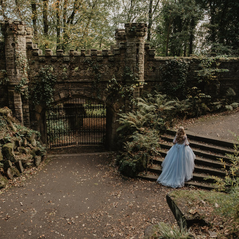 Overgrown Castle Workshop with Rosie Hardy