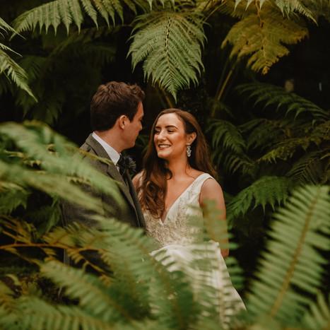 Alexandra & David | A Truly Glasgow, Winter Wedding