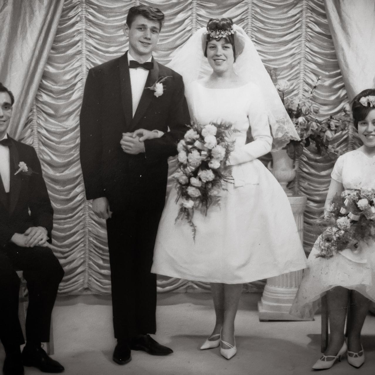 Granny & Grandads Wedding Photos (1 of 6