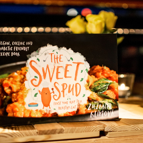 The Sweet Spud Launch