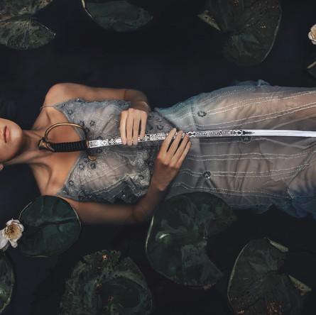 Warrior Woman: Courtney
