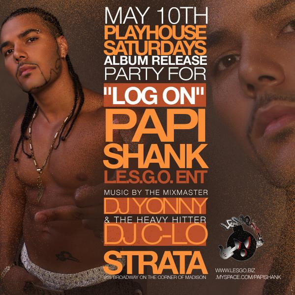 LOG ON vol. 1 Release Party