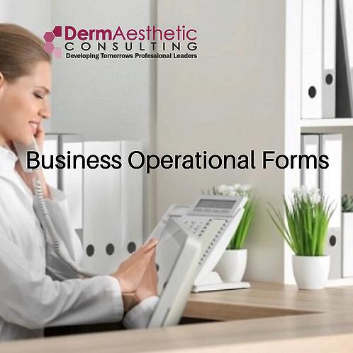 Medspa Consultation/Registration Form