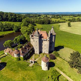 Chateau Villemonteix, France