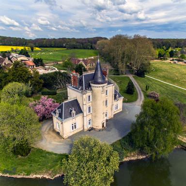 Château de Poinsouze, France