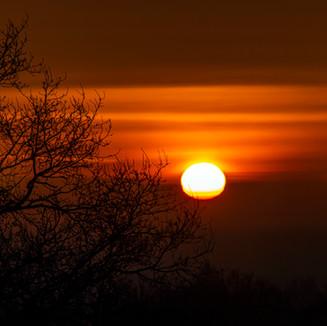 Sunrise, France