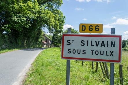 St Silvain Sous Toulx