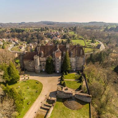Château de Boussac, France