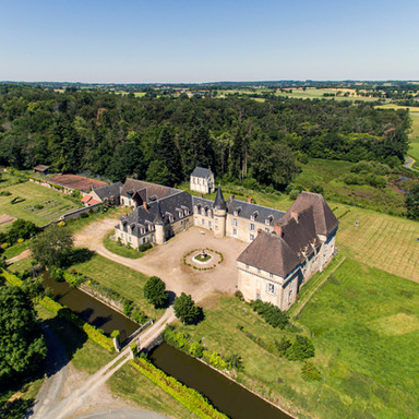 Chateau de Lalande, France
