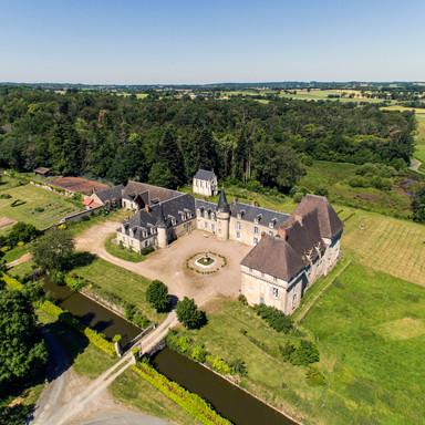 Chateau de Lalande, France