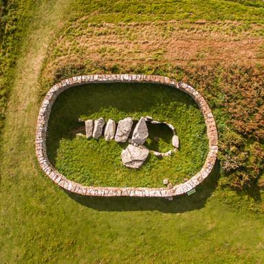 Dolmen de Monts Grantez, Jersey