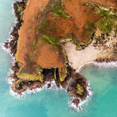 Vicard Point, Jersey