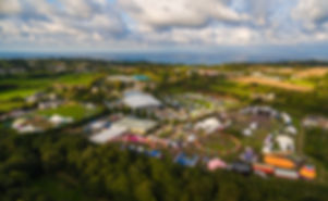 Aerial View of Jersey Live Festival - 5t