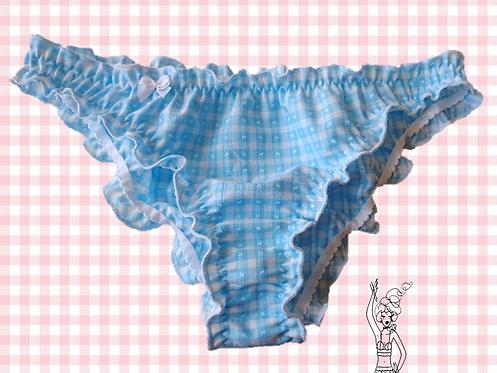 Agatha Vichy bleu