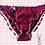 Thumbnail: Culotte Agathe à petits pois argentés
