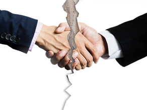 Predicting the Partnership Breakup