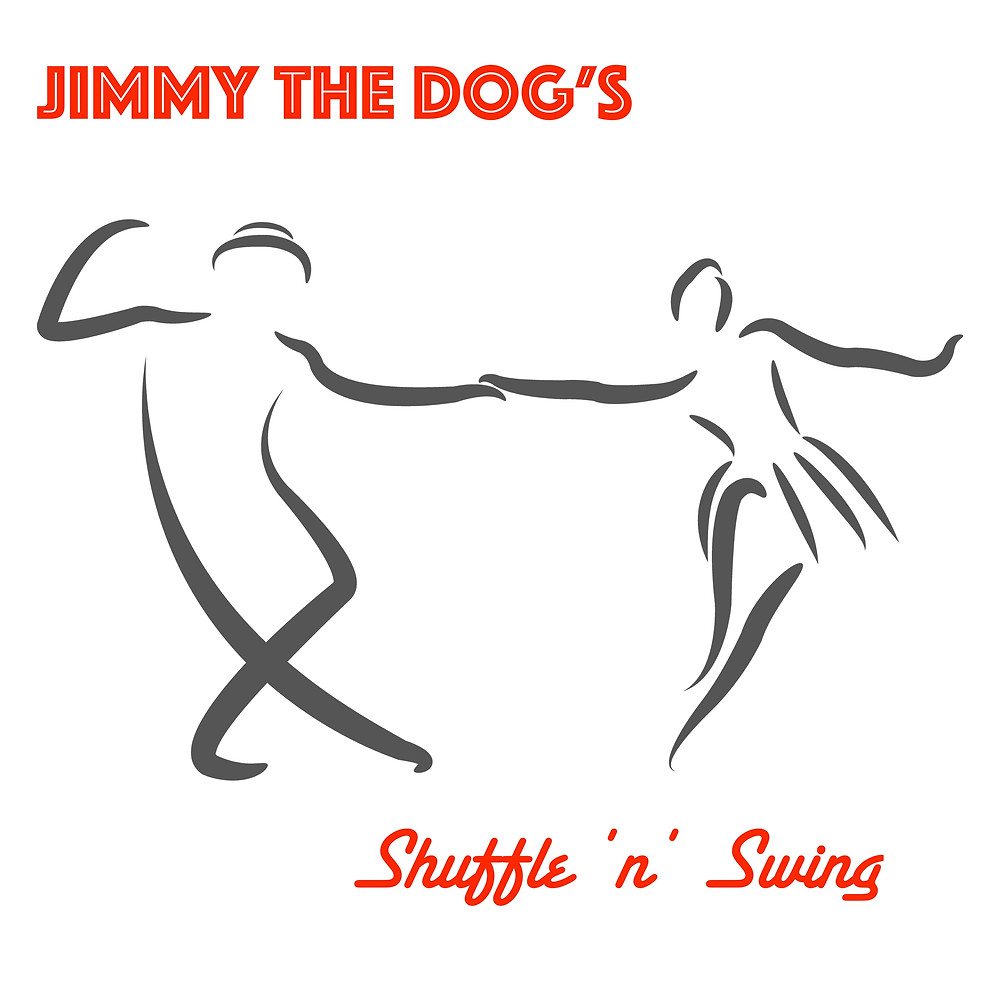 Album cover: Shuffle'n'Swing, the fourth JTD album