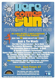 Here Comes The Sun 2015
