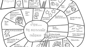 Mon cadeau de Noël : un jeu pour mieux se connaître en famille !