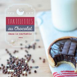 TARTELETTES CHOCO