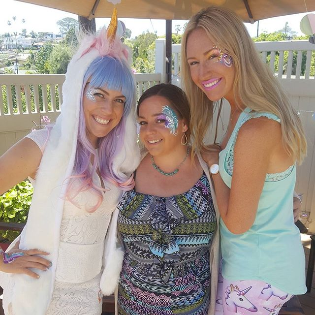 🦄🦄This unicorn party was on point🦄🦄