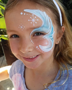 Face Painting fun with Krys Kreations ar