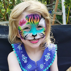 Face painting fun with Krys Kreations!!!