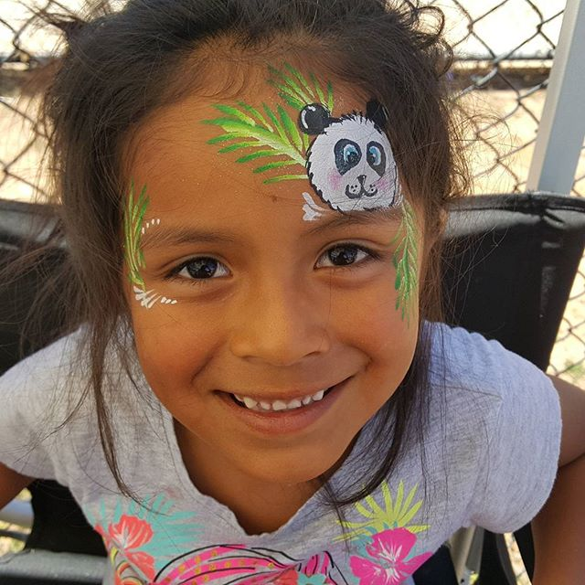 Face Painting fun!