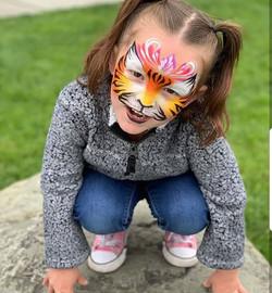 Tiger Princess_ Ok!! Krys Kreations Face