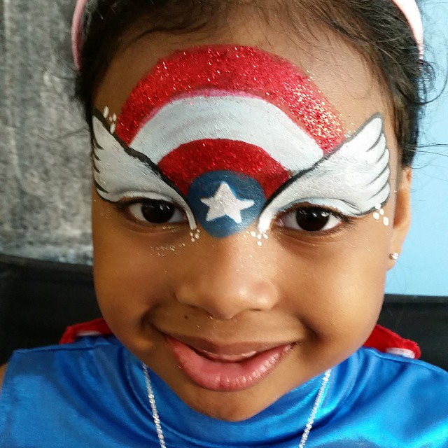 Captain America cutie! #kryskreations  #