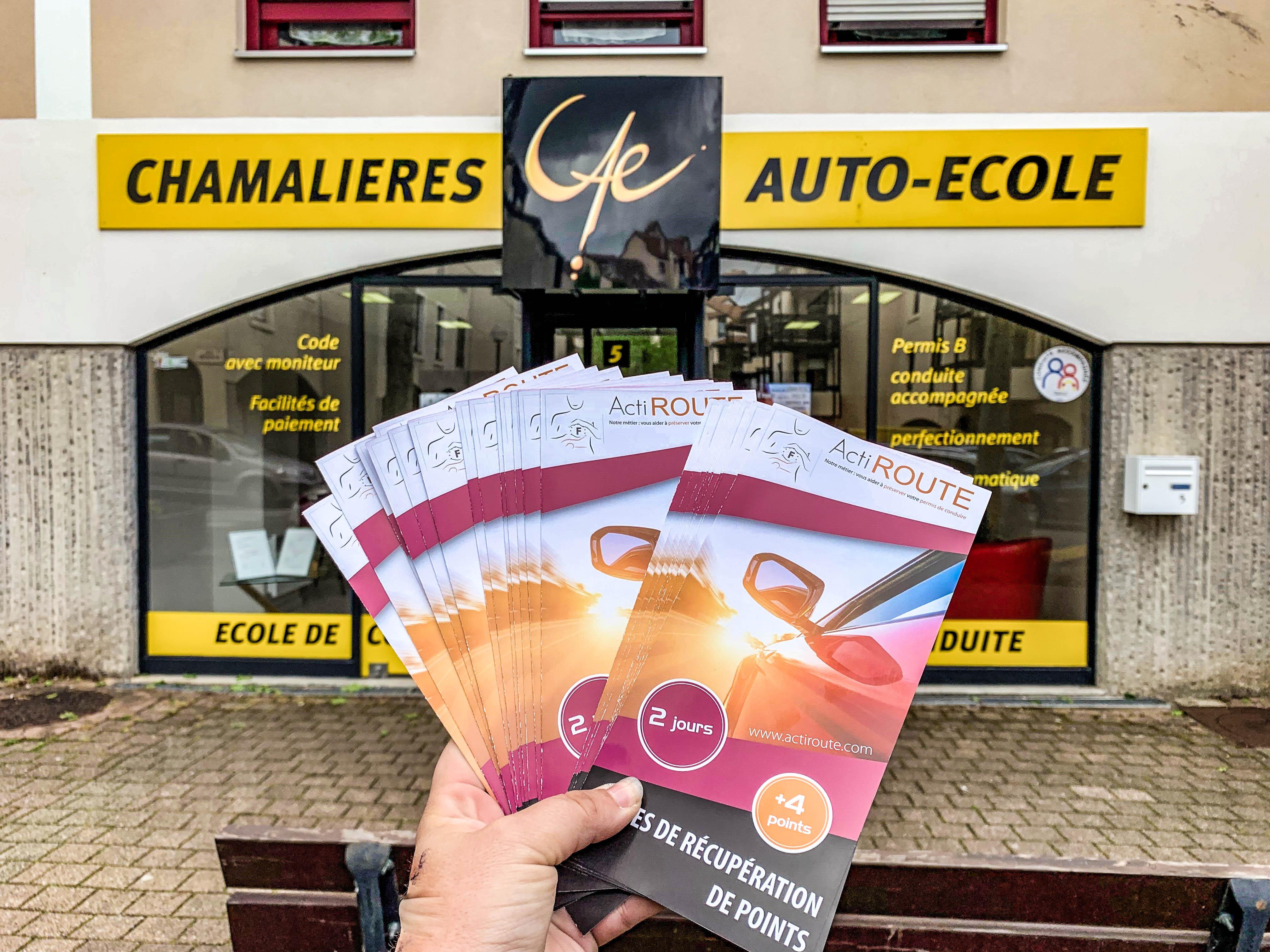 Chamalières Auto école