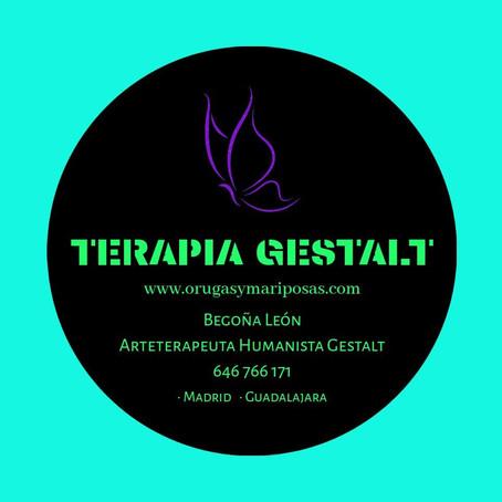 """Ahora en el """"CentroARTETERAPIA y terapia Gestalt"""" en Madrid"""