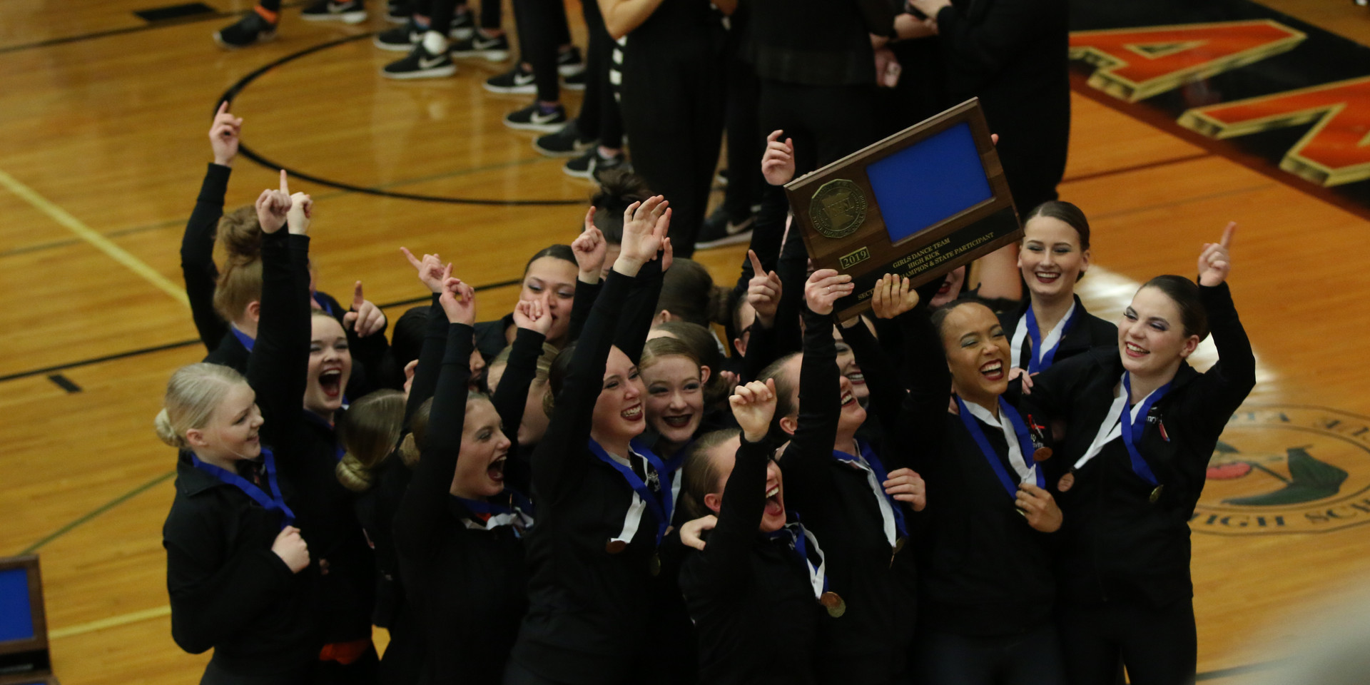 Sections Kick Champs!